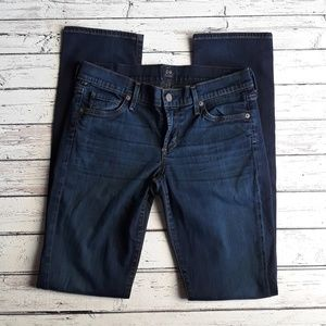 CITIZENS OF HUMANITY AVA Low Rise Straight Jean 28